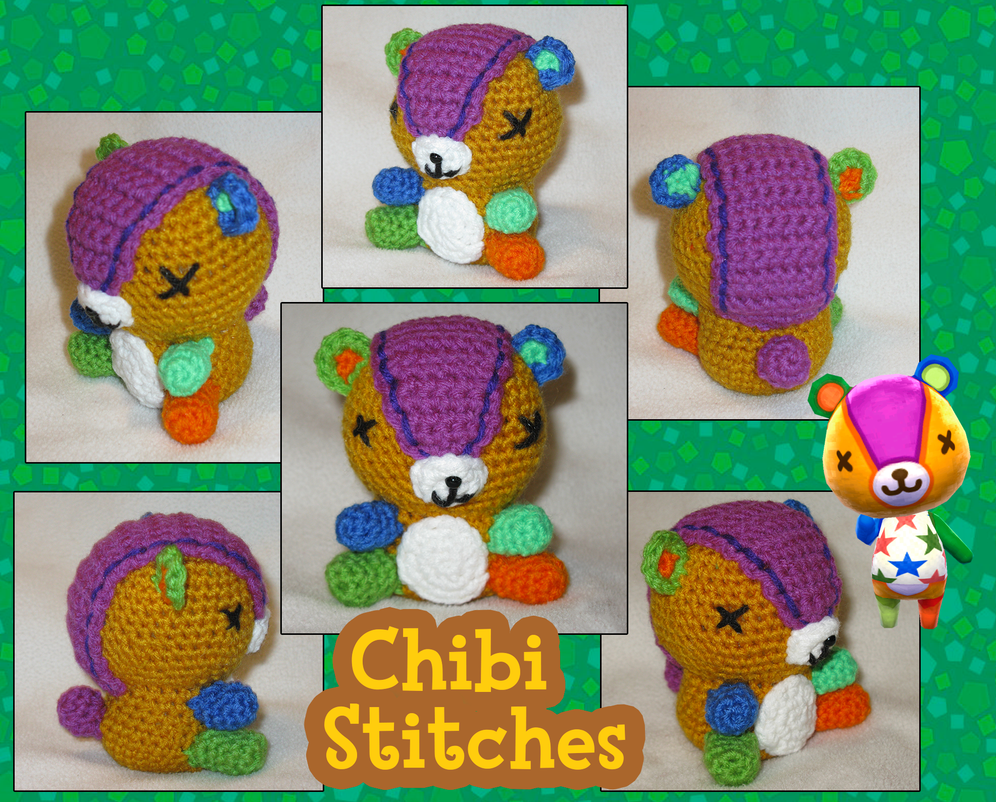 Chibi Stitches by s0nicfreak