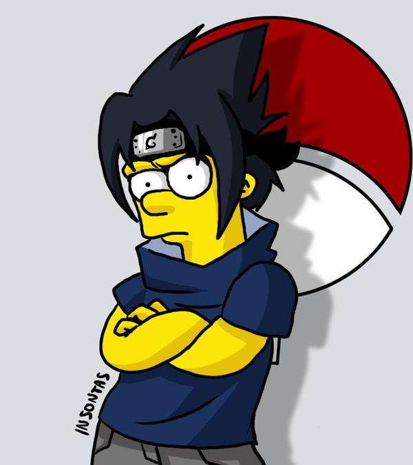http://fc08.deviantart.com/fs30/i/2008/145/8/9/Sasuke_Simpson_by_insontas.jpg
