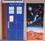 Spacey Wacey Murals