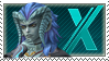 Xenoblade X Stamp: L'cirufe aka L by RieSonomura