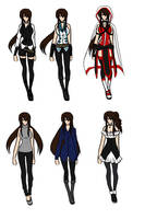 Rei outfits