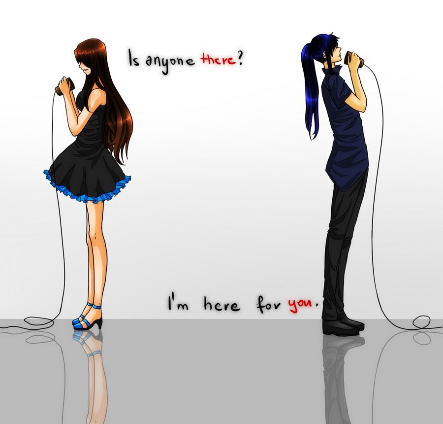 DGM: Love Confession by GazeRei