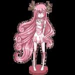 Comm: Pixel Deergirl