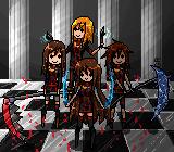 [Pixel] M.A.R.K - Ready to take you down by GazeRei