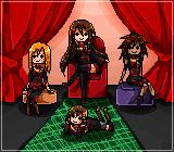 [Pixel] M.A.R.K - Like a boss by GazeRei