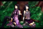 [Naruto] Hyuuga girls