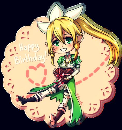 [Gift] Happy Birthday, Kumi! by GazeRei