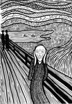 The Scream - Eugeal version
