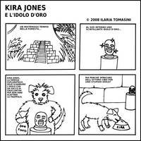 Kira Jones 01 by eugeal