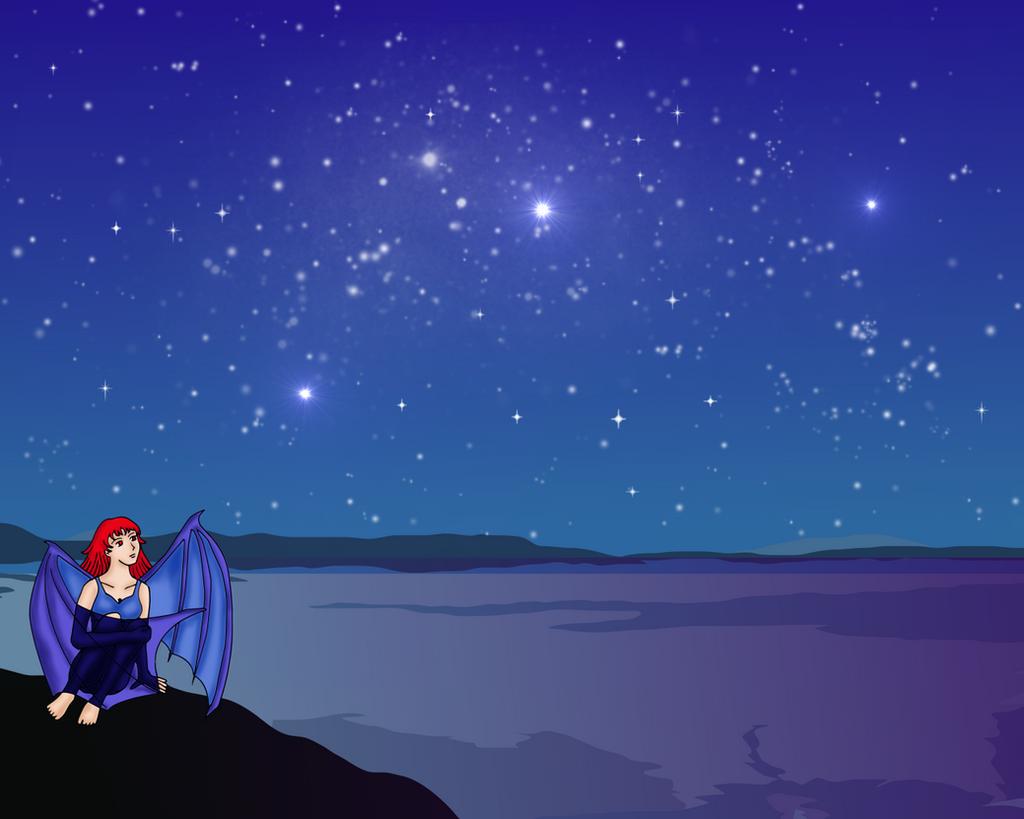Fallen Star by eugeal