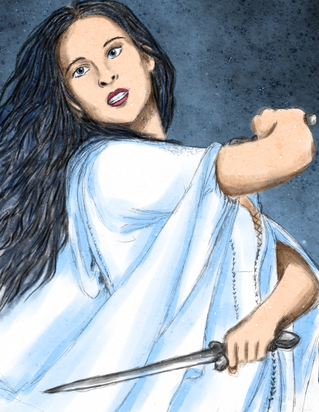 Kahlan Amnell by eugeal