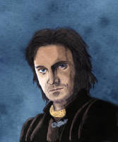 Guy of Gisborne by eugeal