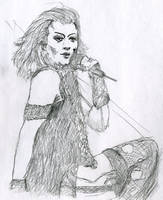 Frank'n'Furter Anthony Head by eugeal