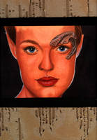 Seven of Nine by eugeal