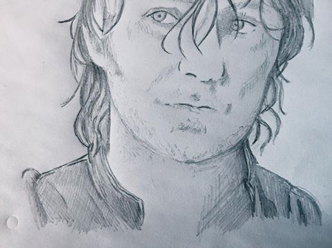 Guy of Gisborne - Water and Fire by eugeal