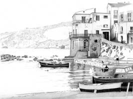 Marina di Massa Lubrense-Italy by eugeal