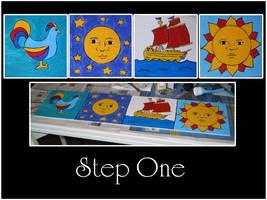 Mediterranean Stair - Step One by eugeal