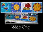 Mediterranean Stair - Step One