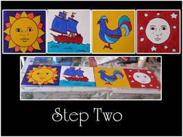 Mediterranean Stair - Step by eugeal