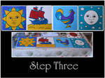 Mediterranean Stair Step Three