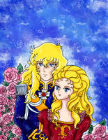 Rose of Versailles by eugeal