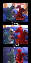 Valentine Dragons