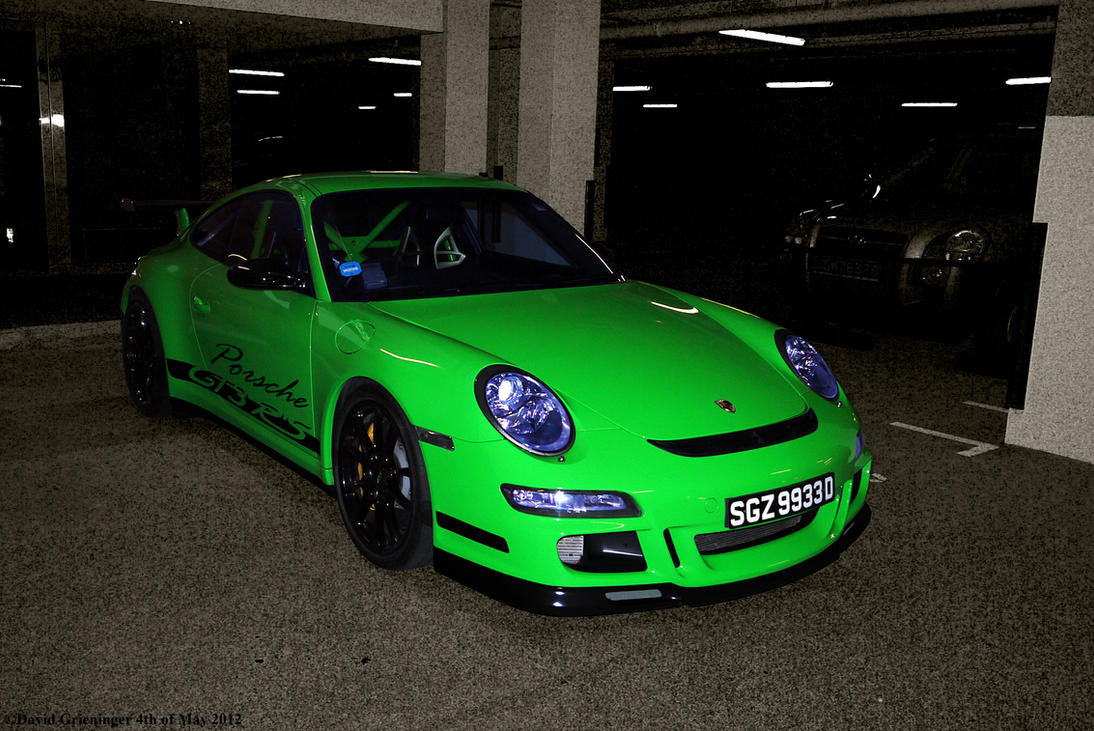 Porsche GT3 RS by DavidGrieninger