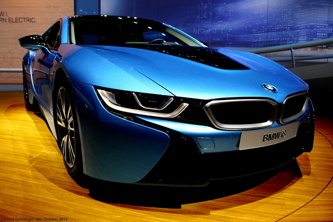 BMW I8 By DavidGrieninger