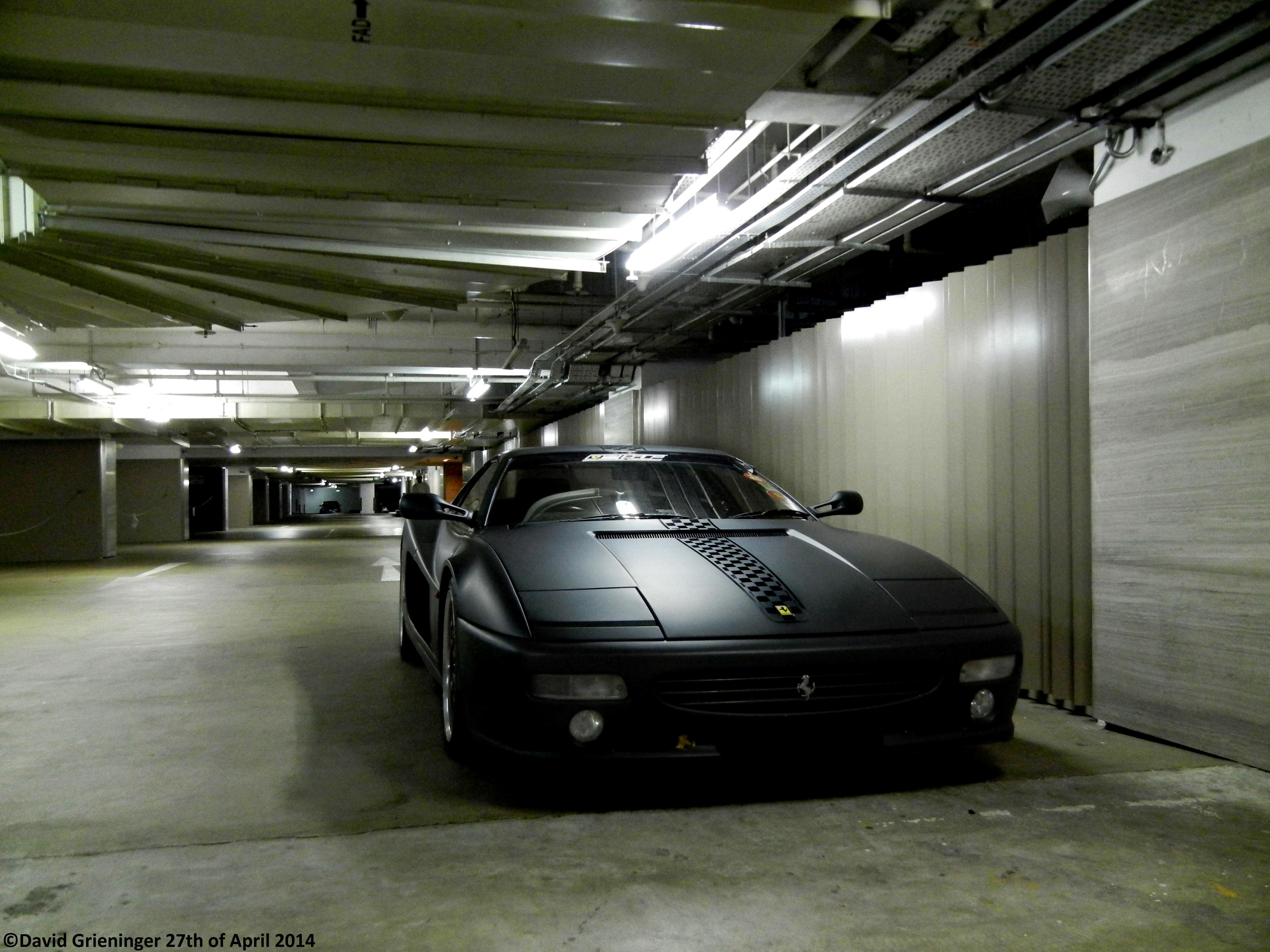 Ferrari Testarossa by DavidGrieninger