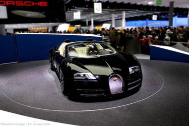 Bugatti Veyron 16.4 Grand Sport Vitesse by DavidGrieninger