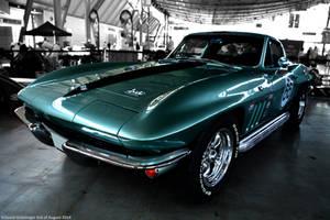 Corvette C2 Sting Ray by DavidGrieninger