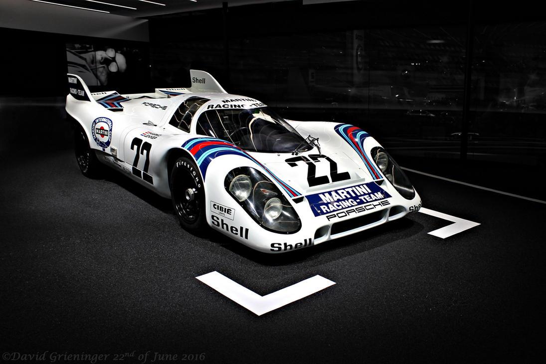 Porsche 917 K by DavidGrieninger