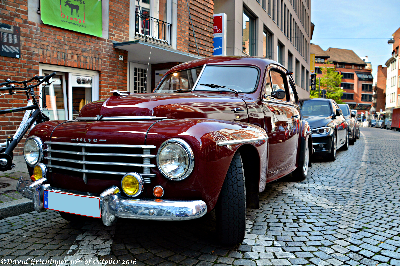 Volvo 444 by DavidGrieninger