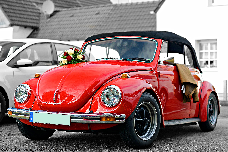 Volkswagen Beetle 1302 Cabriolet 1972 by DavidGrieninger