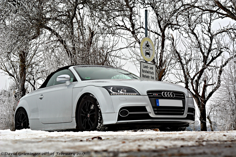 Audi TTS Roadster by DavidGrieninger