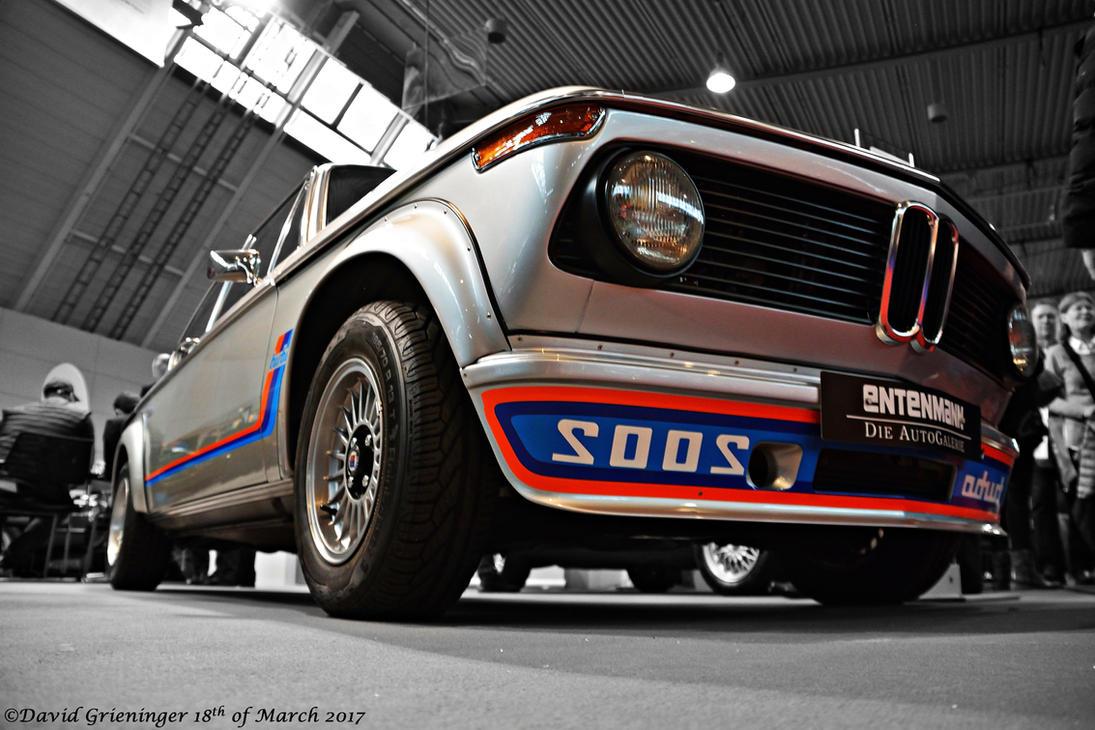 BMW 2002 Turbo by DavidGrieninger