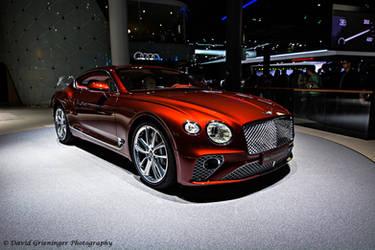 Bentley Continental GT by DavidGrieninger