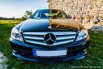Mercedes C350 by DavidGrieninger