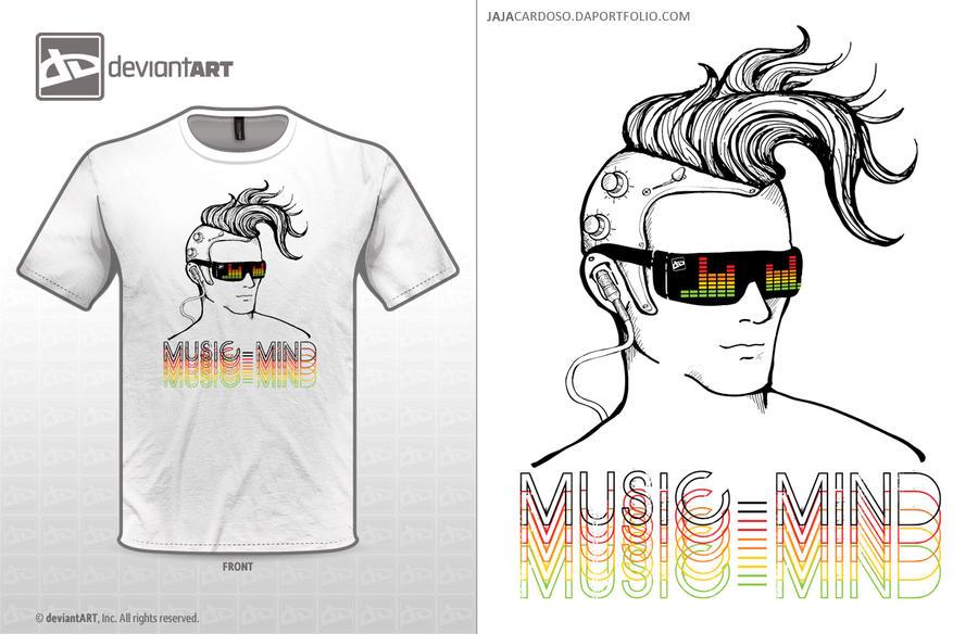 Music = Mind by Jaja420