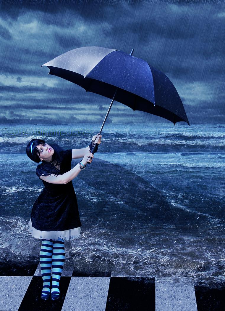 Rain, Rain, Go Away by Sapphire-Sparkle