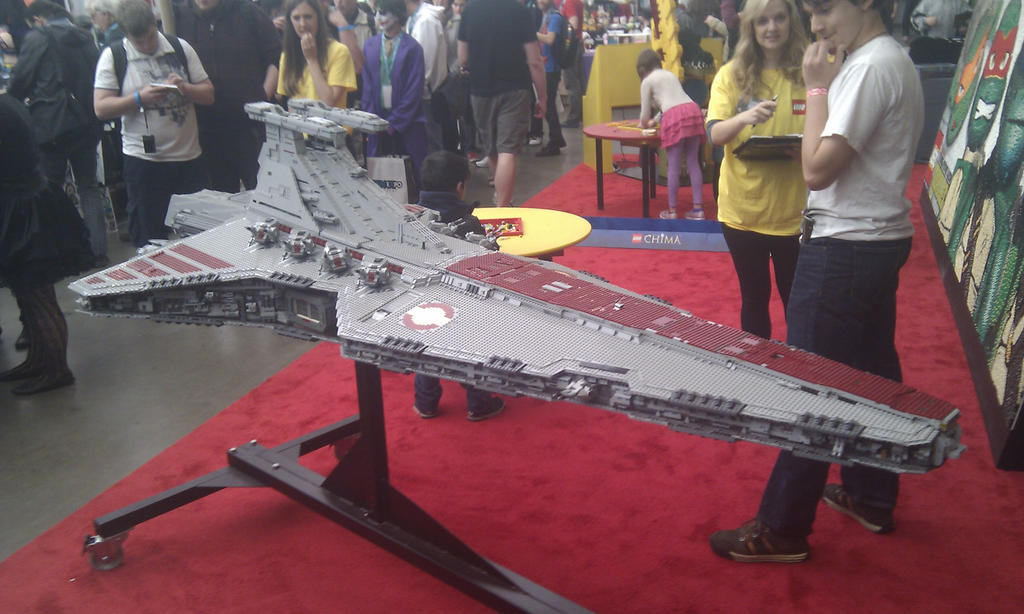 lego republic star destroyer - photo #33