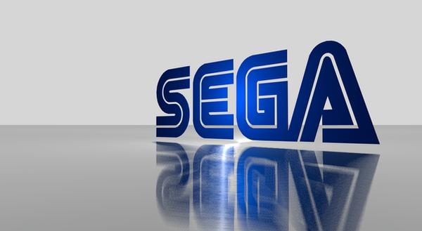Sega Logo by martinnitus