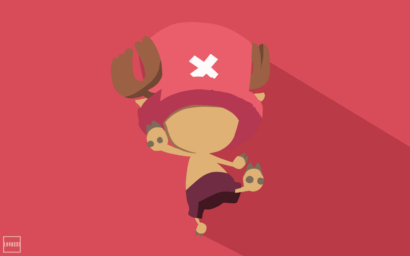 Minimalist chopper one piece by lovaxxi on deviantart for Minimalist art pieces