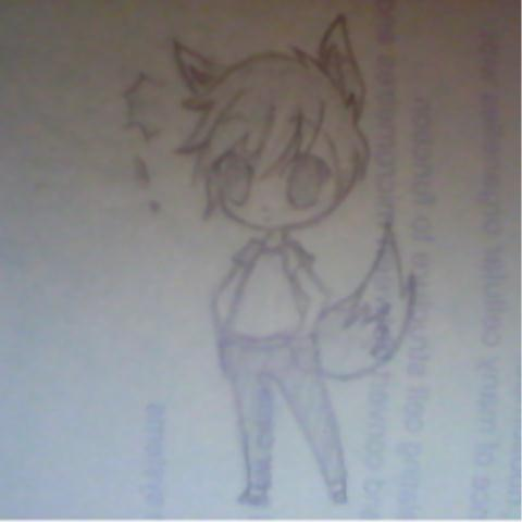 My sketches by ErikaNegi