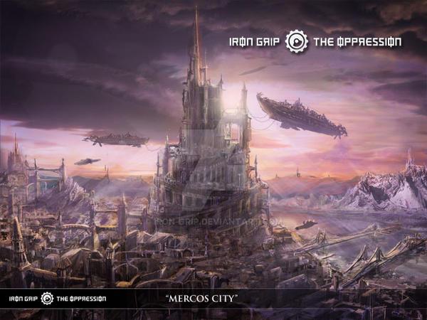 Mercos City by Iron-Grip