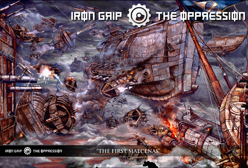 The First Maecenas by Iron-Grip