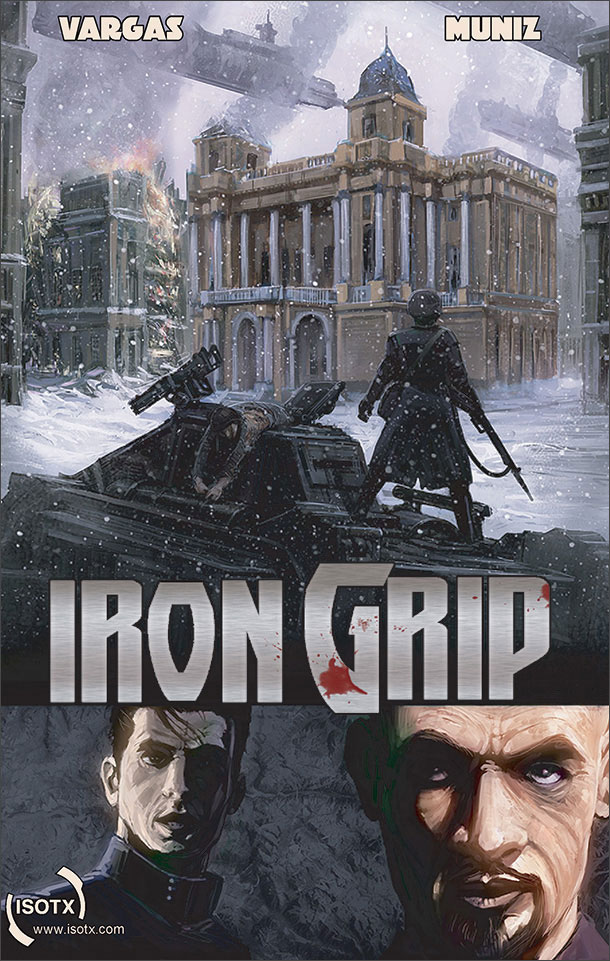 Iron Grip: The Comic by Iron-Grip