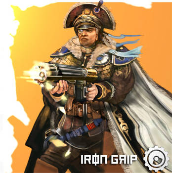 Herrad Legion General