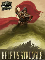 Help us Struggle by Iron-Grip