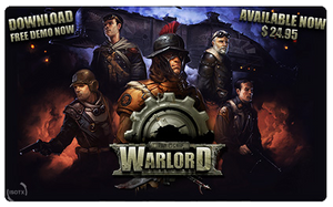 Iron Grip: Warlord Released